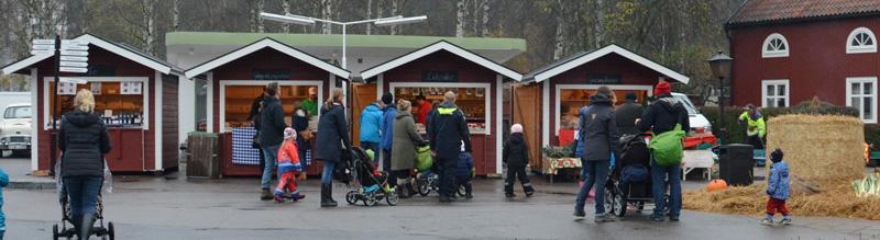Höst och Hantverksmarknad på Astrid Lindgrens Värld