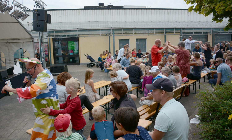 Musikfestival och Lejonmarknad i Dalby