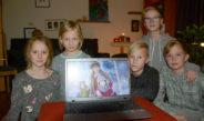 """Dags för julkalendern """"Selmas Saga"""""""