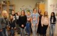 Semifinal för Smedstorp klass 5A