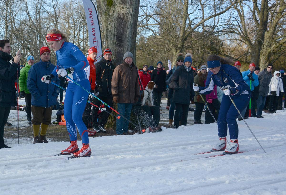 Succè för Lunds Skidfestival
