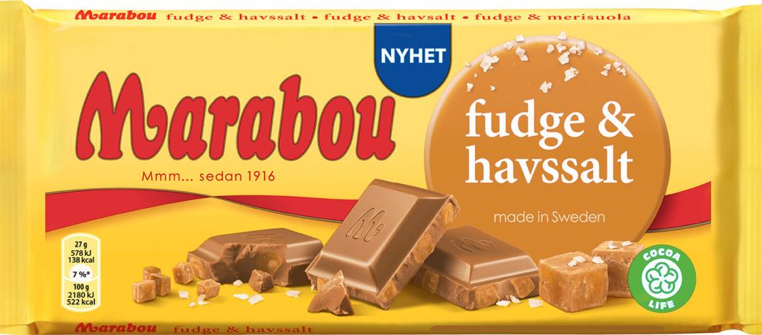 Ny chokladsmak från Marabou