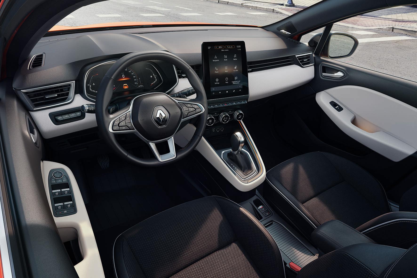 Helt nya Renault Clio – Nya generationens ikon