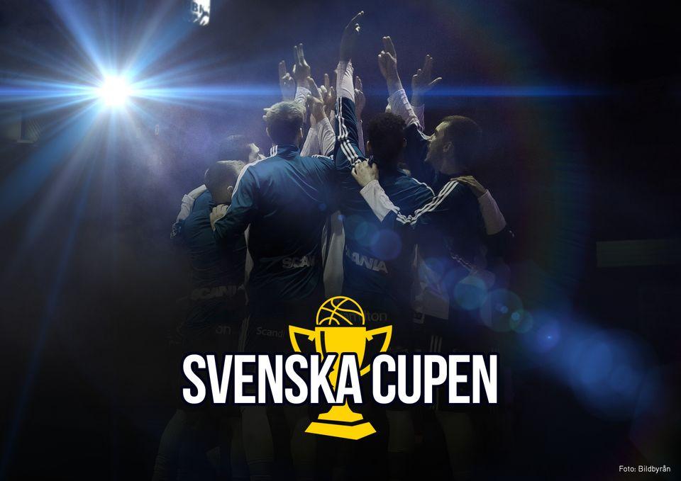 Nu lanseras Svenska Cupen i basket