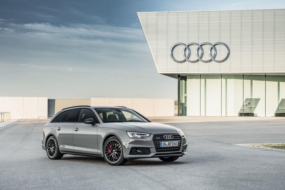 25-årsjubileum för Audi A4