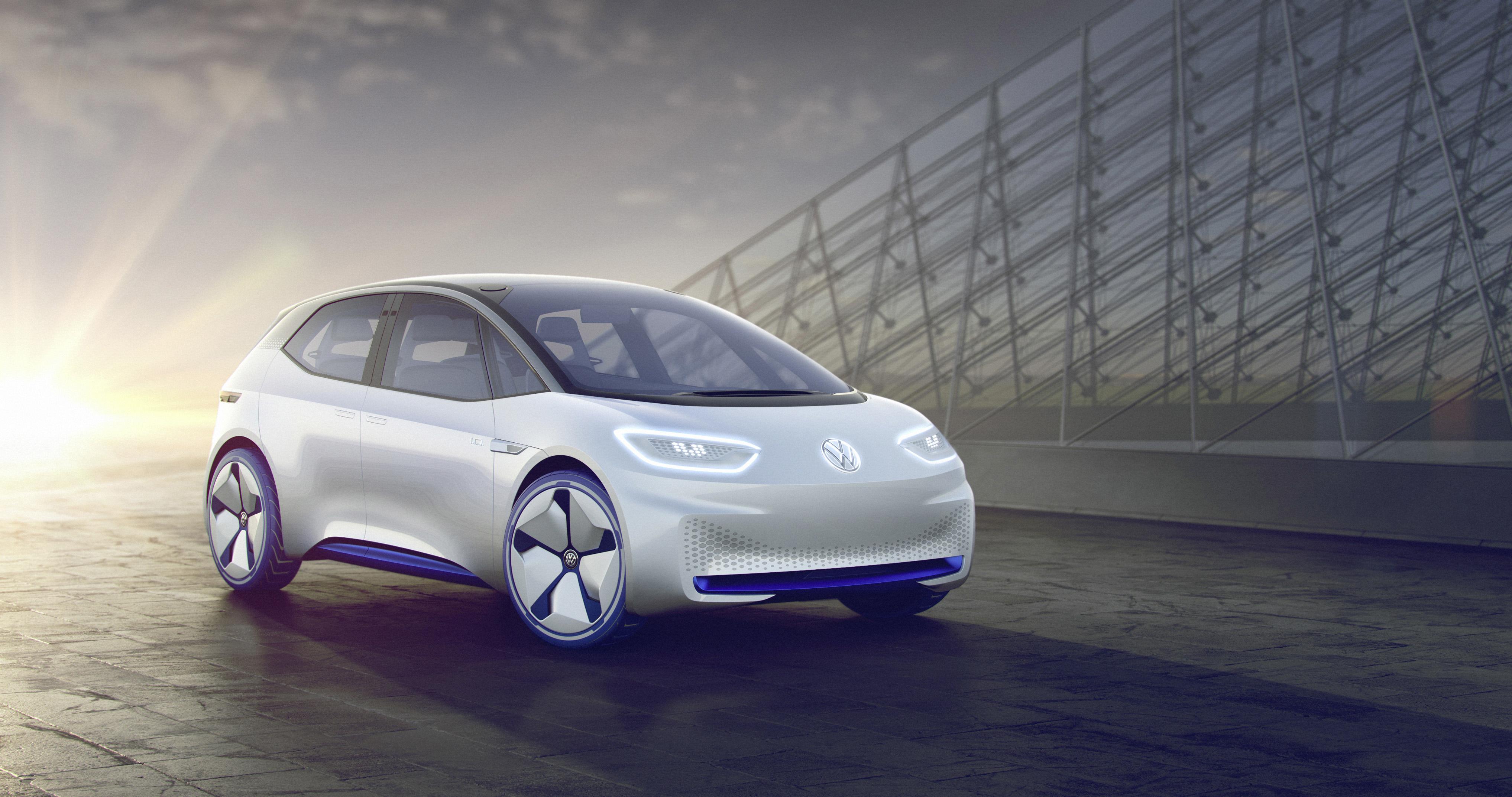 Sverige viktig marknad för Volkswagens elbilar – snart kan den första ID.-modellen förbokas