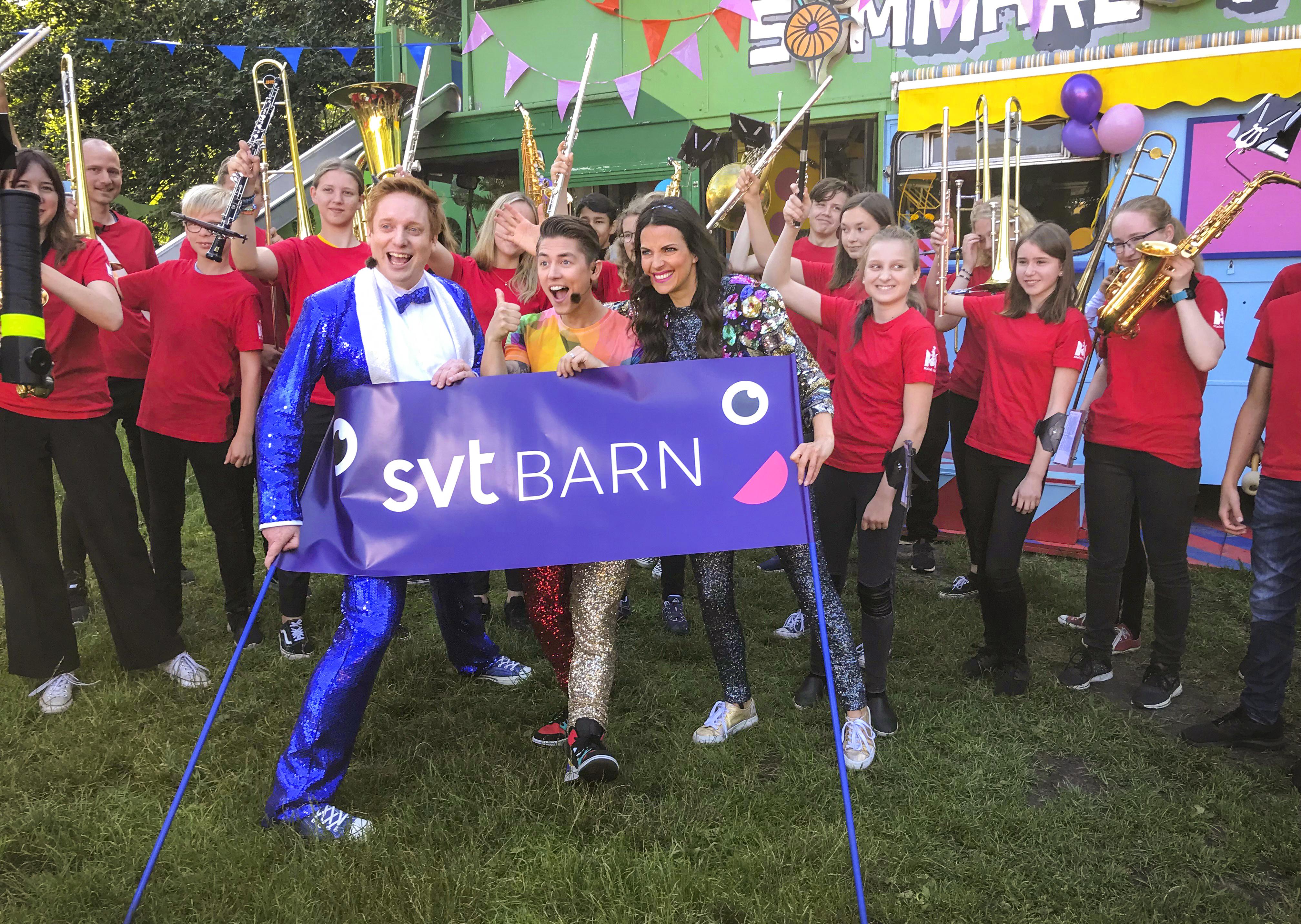 SVT Barn-Nya namnet på Barnkanalen