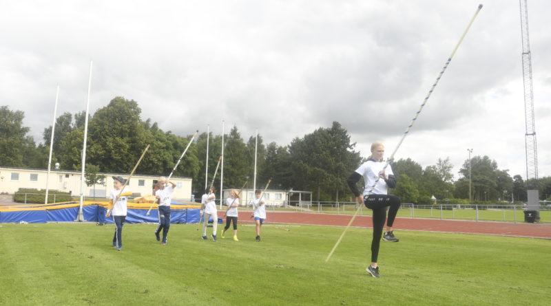 Ystads IF friidrott ordnar gratis friidrottsskola