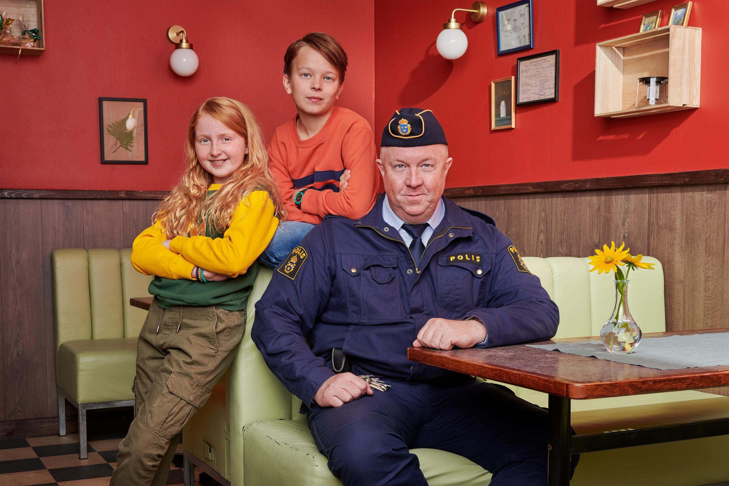 Stjärnspäckat i tv-serien LasseMajas Detektivbyrå på C More