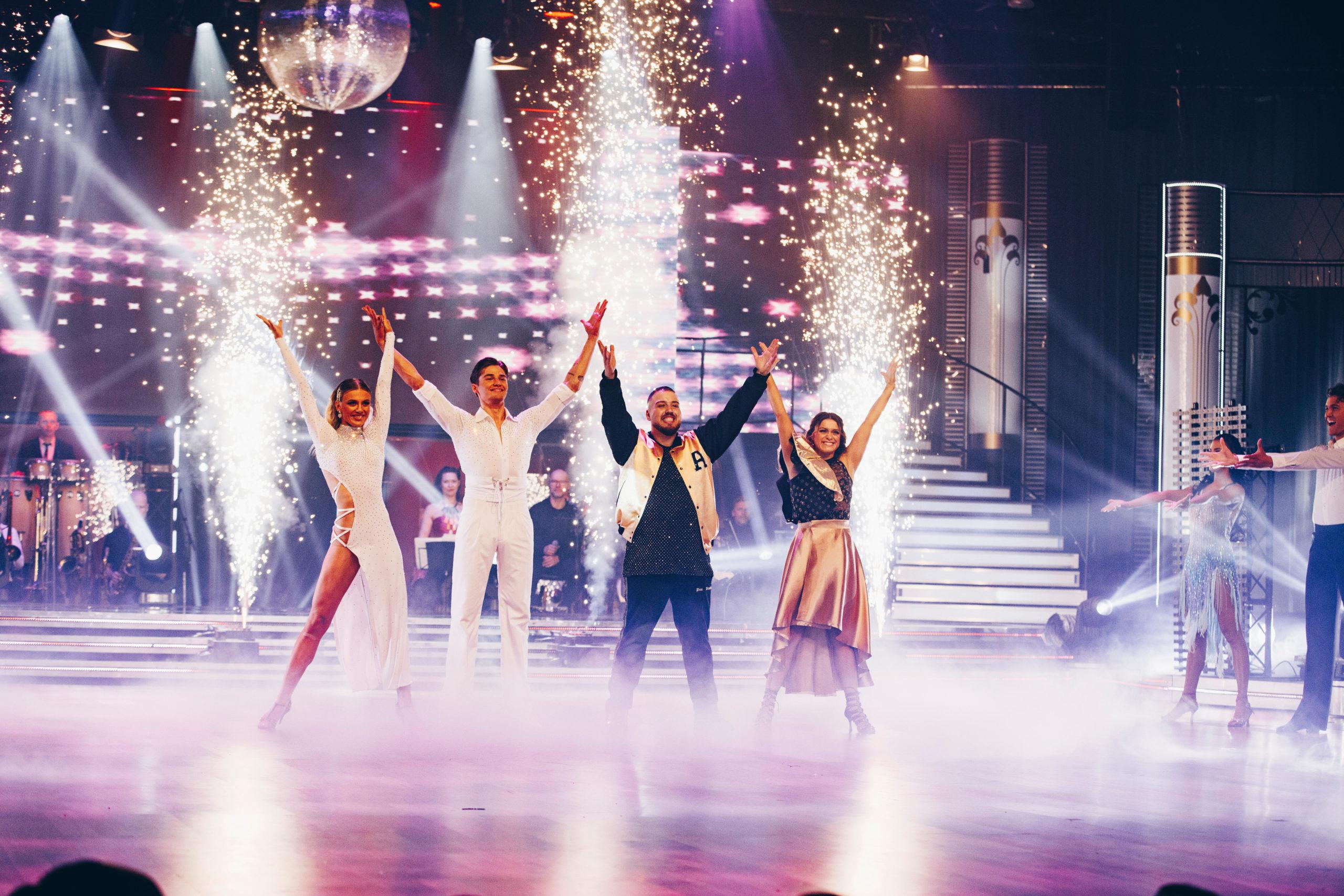 Filip Lamprecht vann Let's dance